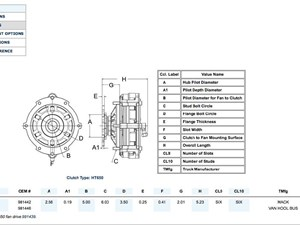 Kysor Fan Clutch Hitachi Fan Clutch Wiring Diagram ~ Odicis