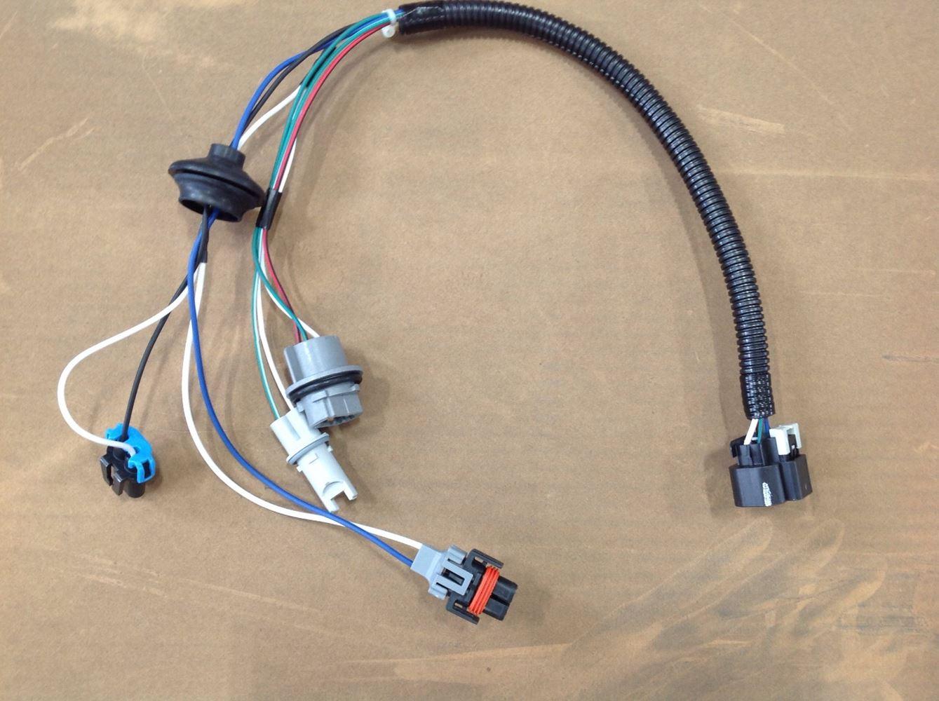 hight resolution of  volvo vnl stock tag857 headlamp ys tpi on gm headlight wiring 350z headlight wiring harness