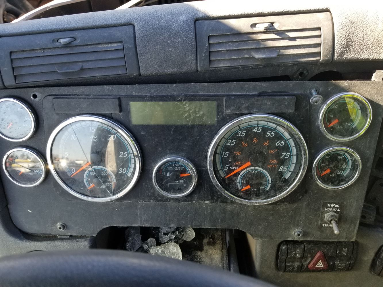 medium resolution of 11218 5 instrument cluster