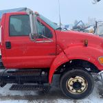 2005 Ford F650 Stock 407 Cabs Tpi