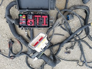 Freightliner Wiring Harnesses Cab And Dash Parts