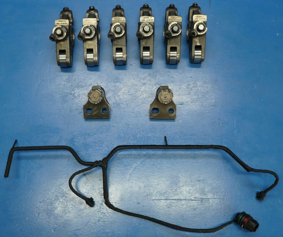 hight resolution of cummins isx engine brake harness