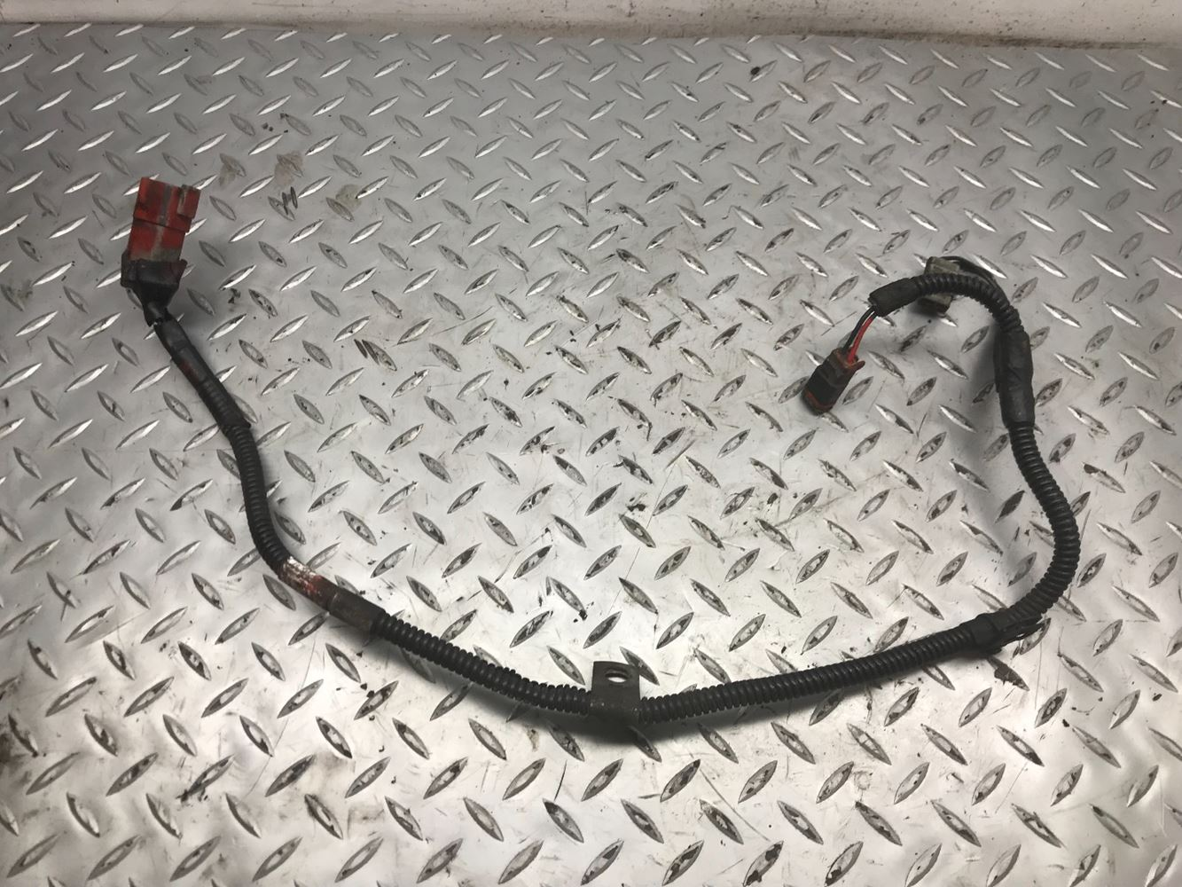 Custom Peterbilt Ho359 Caterpillar Engine Wiring Harness Build And