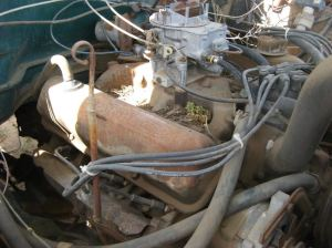 1972 FORD 330 (Stock #25355) | Engine Assys | TPI