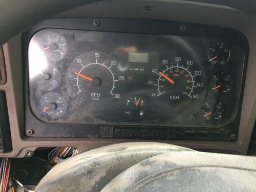 small resolution of 2005 kenworth t2000 stock 27517 10 instrument cluster