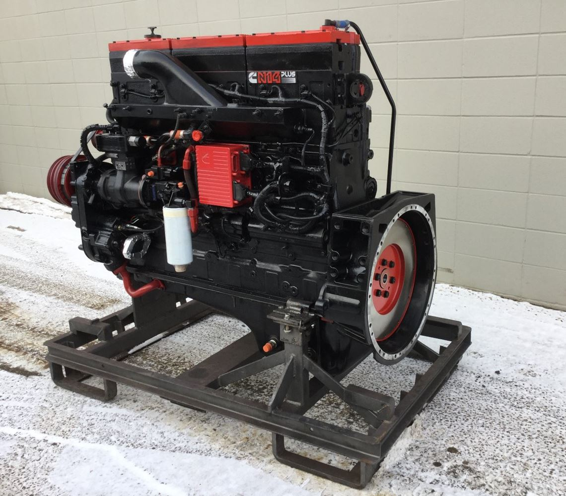 hight resolution of  cummins n14 engine assys image subject to change