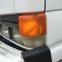 Isuzu Npr 200 Wiring Diagram Maytag Dryer Motor 2000 Stock 24564194 Headlamp Assys Tpi