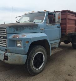 ford f600 salvage sv 124 [ 1333 x 1000 Pixel ]