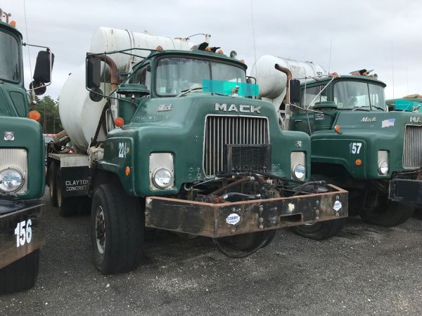 1986 Mack Dmm6866sx Tpi - Year of Clean Water