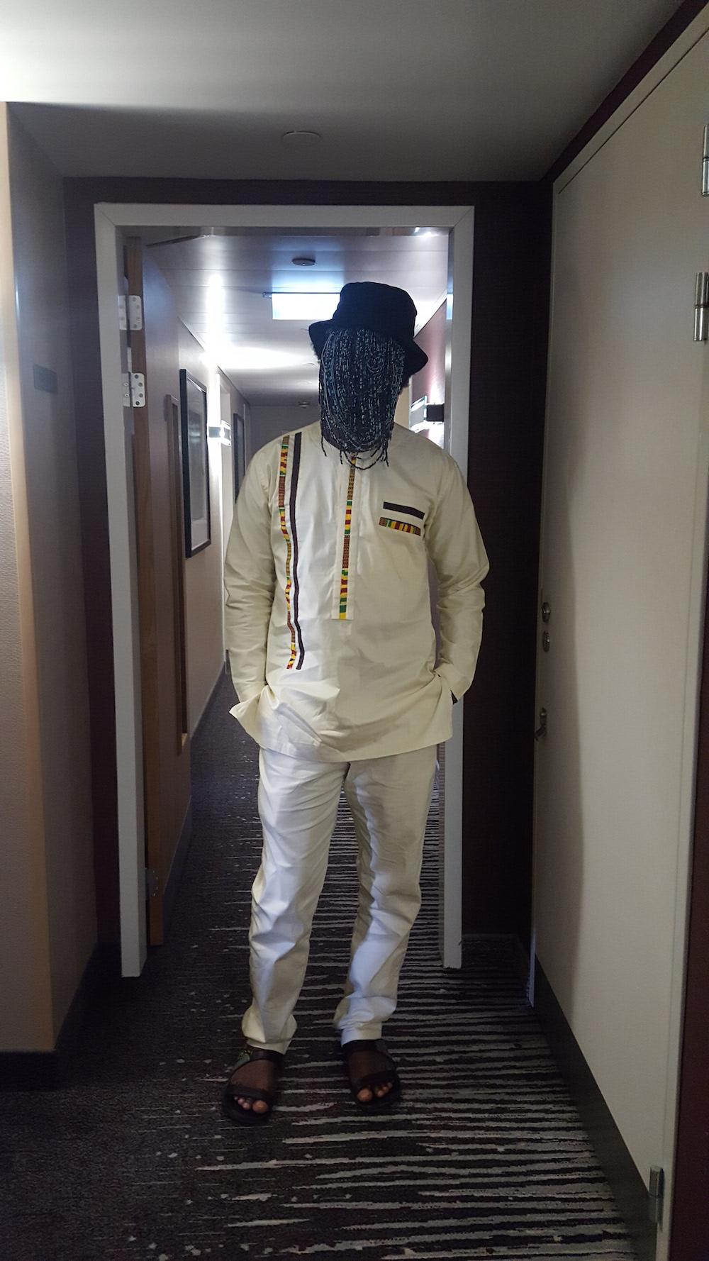 Meet Anas Aremeyaw Anas. Ghana's masked journalist
