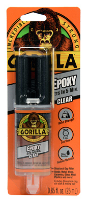 Gorilla Glue Gap Filling