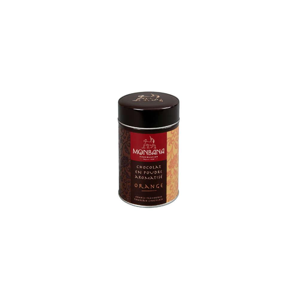 chocolat en poudre arome orange 250g