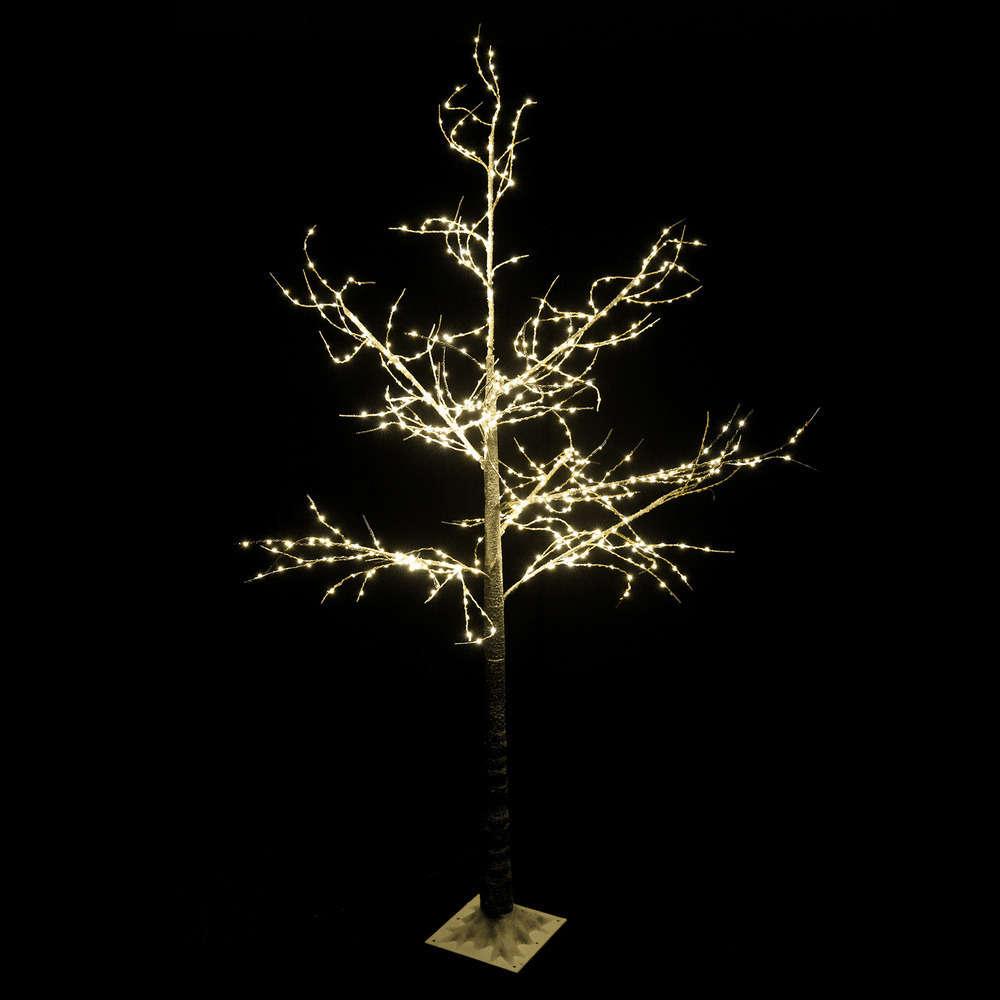 arbre bouleau 600led exterieur h180cm