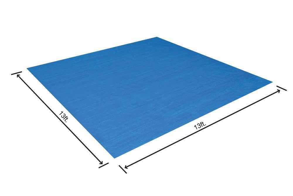 bestway tapis de sol pour piscine ronde