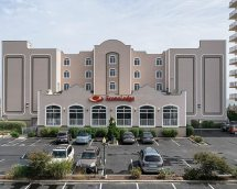 Econo Lodge Oceanfront In Ocean City Hotel Rates