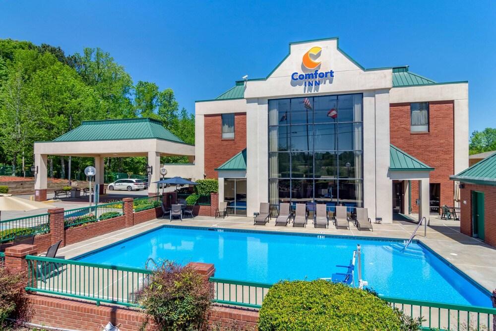 Comfort Inn Douglasville In Atlanta Hotel Rates Reviews