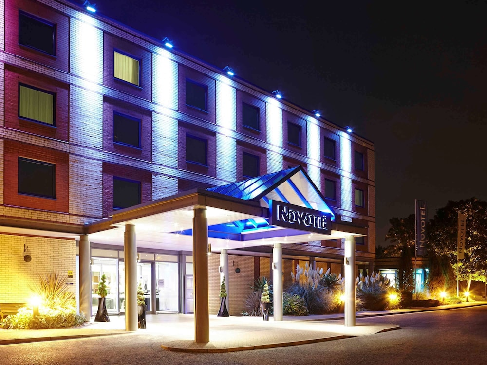 Novotel London Heathrow Airport M4 Jct 4 In London Hotel