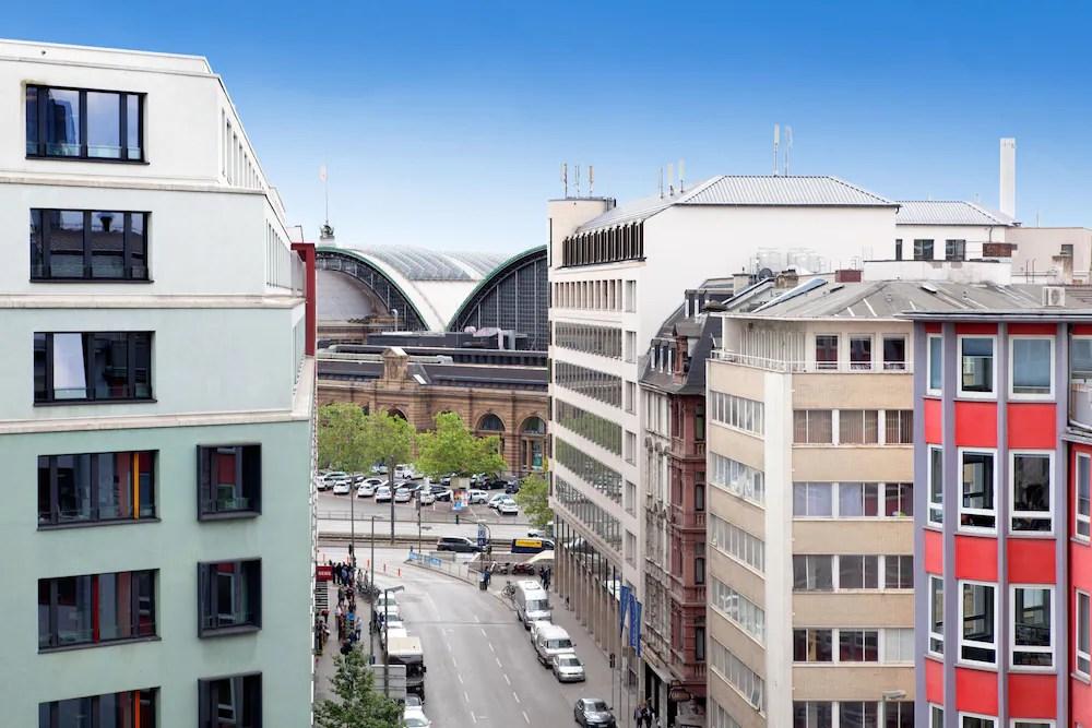 Favored Hotel Domicil Frankfurt Frankfurt Deu Best Price