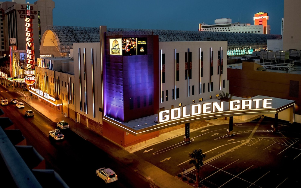 golden gate hotel and