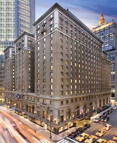 Hotels Near Central Park In New York From 82 Ebookers Com