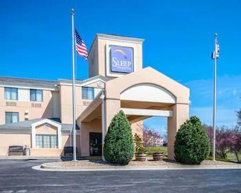 Sleep Inn Suites Princeton I 77 Princeton 2020 Room