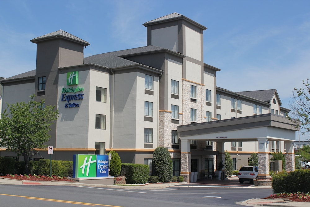 Holiday Inn Express Hotel Suites Charlotte Concord I 85 In