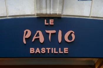 le patio bastille paris 122 room
