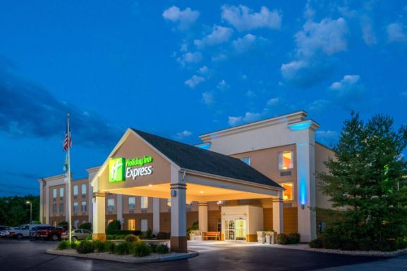 Holiday Inn Express Hanover In Gettysburg Pa Expedia