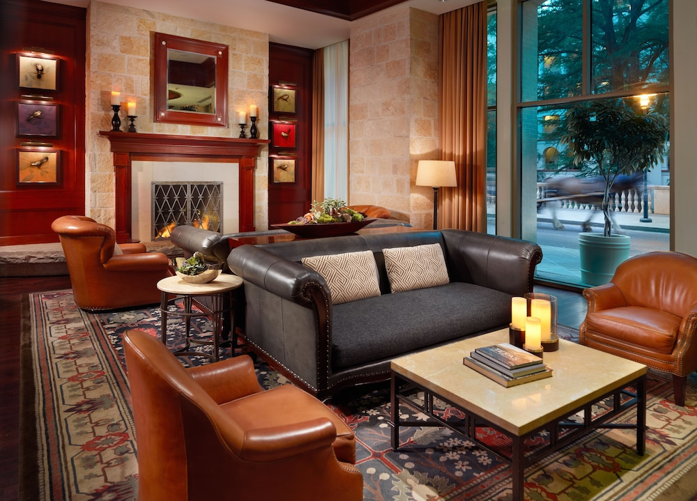 exterior featured image lobby sitting area
