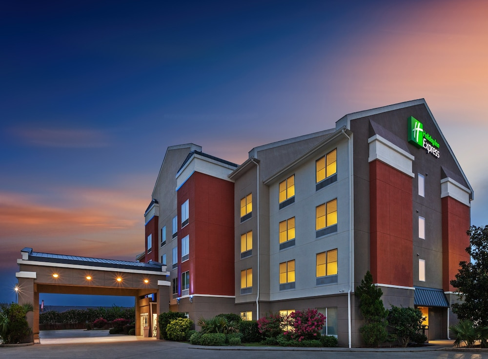Holiday Inn Express New Orleans East In New Orleans Hotel