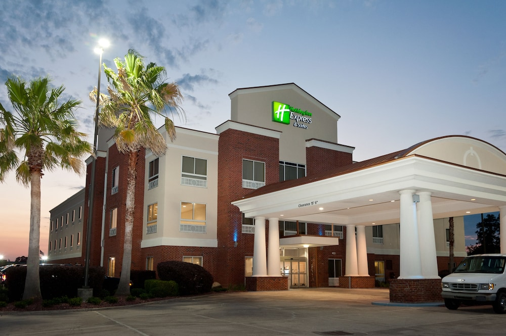 Holiday Inn Express Hotel Suites Scott Lafayette West In