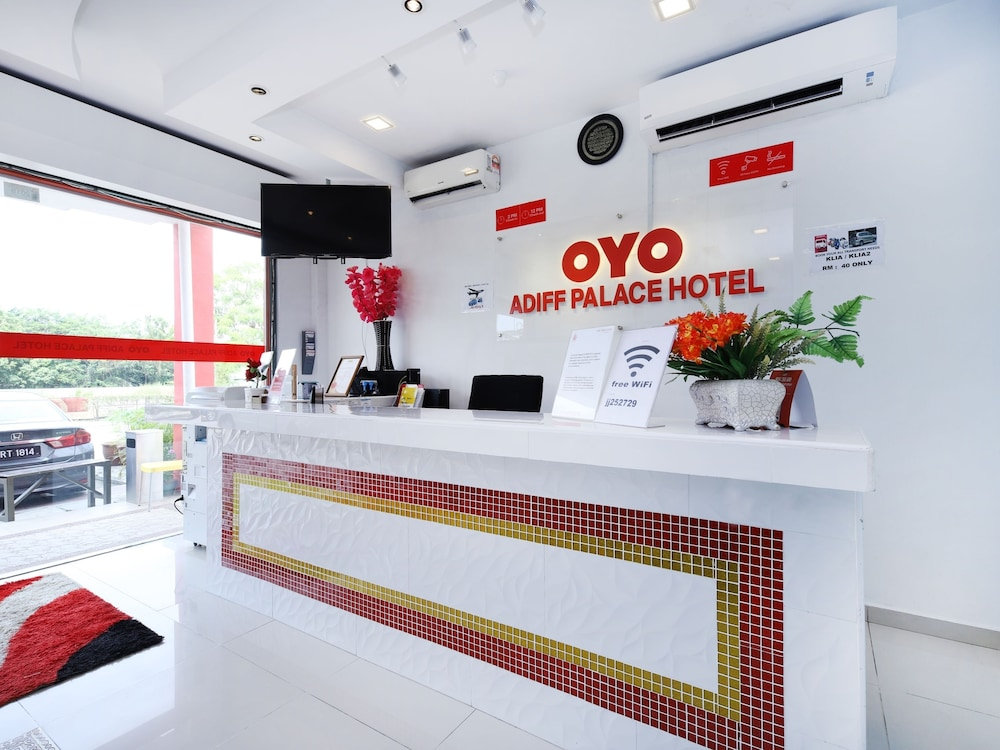 Oyo 414 Adiff Palace Hotel Sepang Mys Best Price