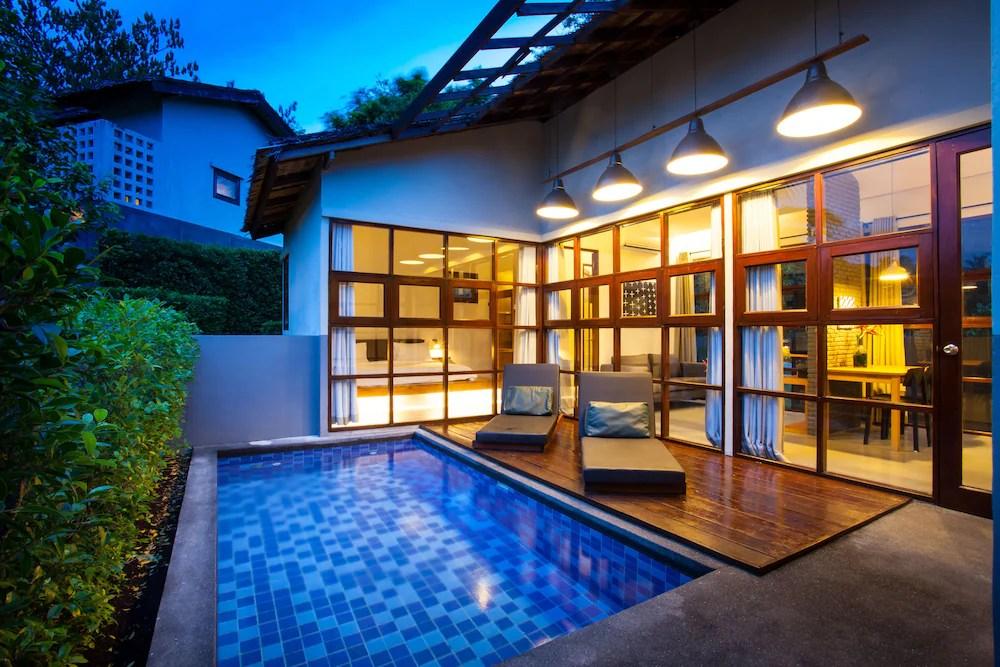 Baan Talay Pool Villa In Koh Samui Hotel Rates Reviews