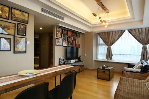 Chengdu Vacation Apartments 21 Short Term Apartment
