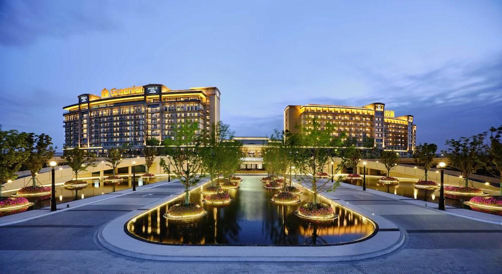Primus Hotel Shanghai Sanjiagang Pudong International
