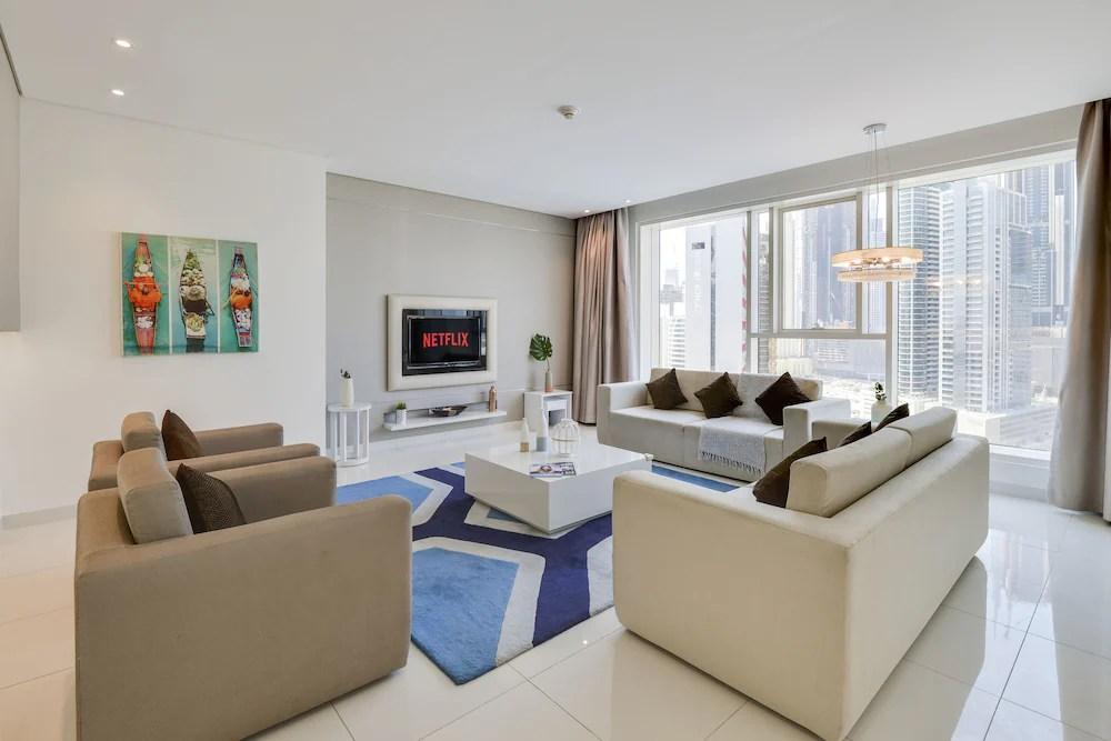 Luxurious Studio Apartment In Downtown Near To Dubai Mall