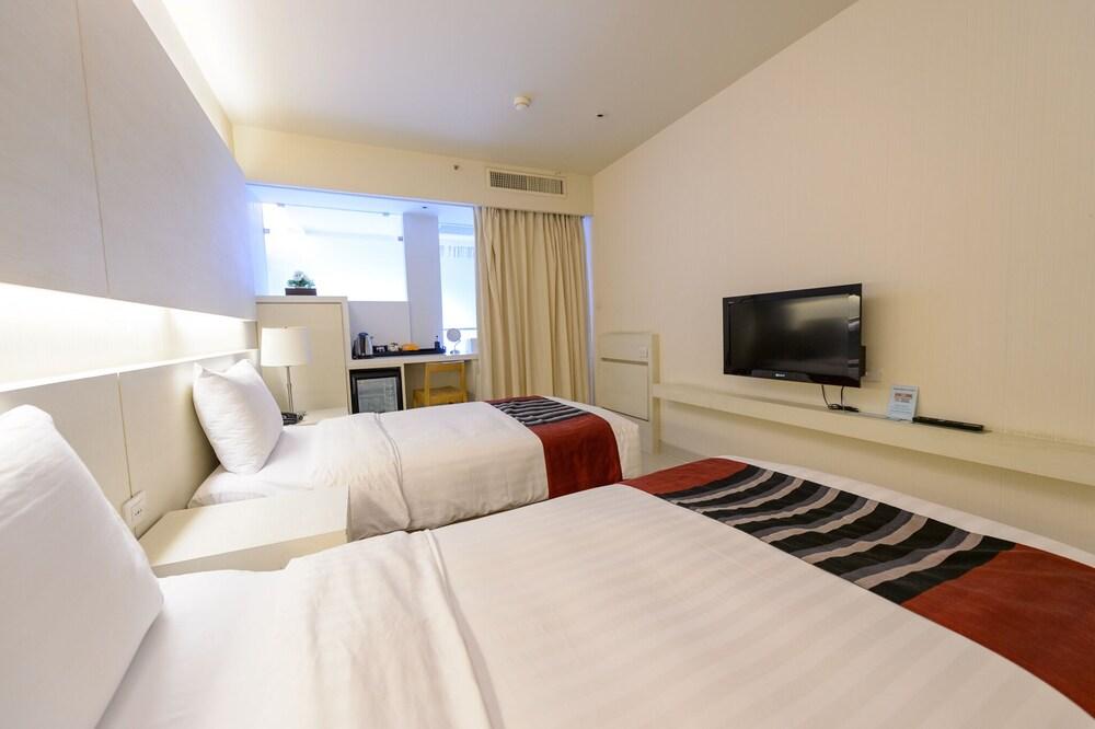 Grand Deluxe Twin Near Nana Bts Amc Bangkok 2019 Hotel