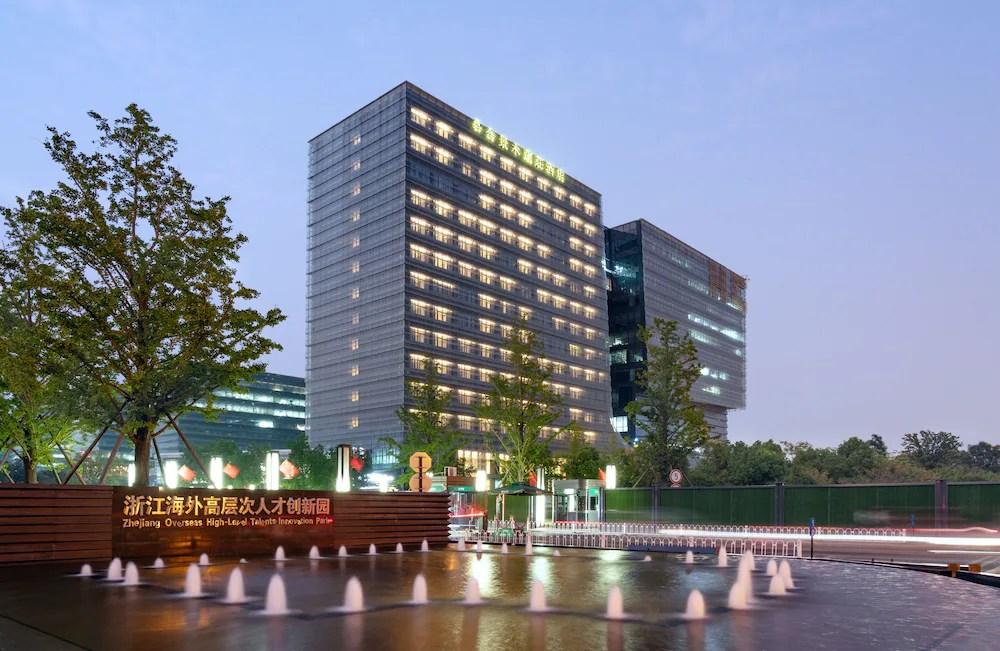 The Mulian Hotel Of Hangzhou Future Sci Tech City In