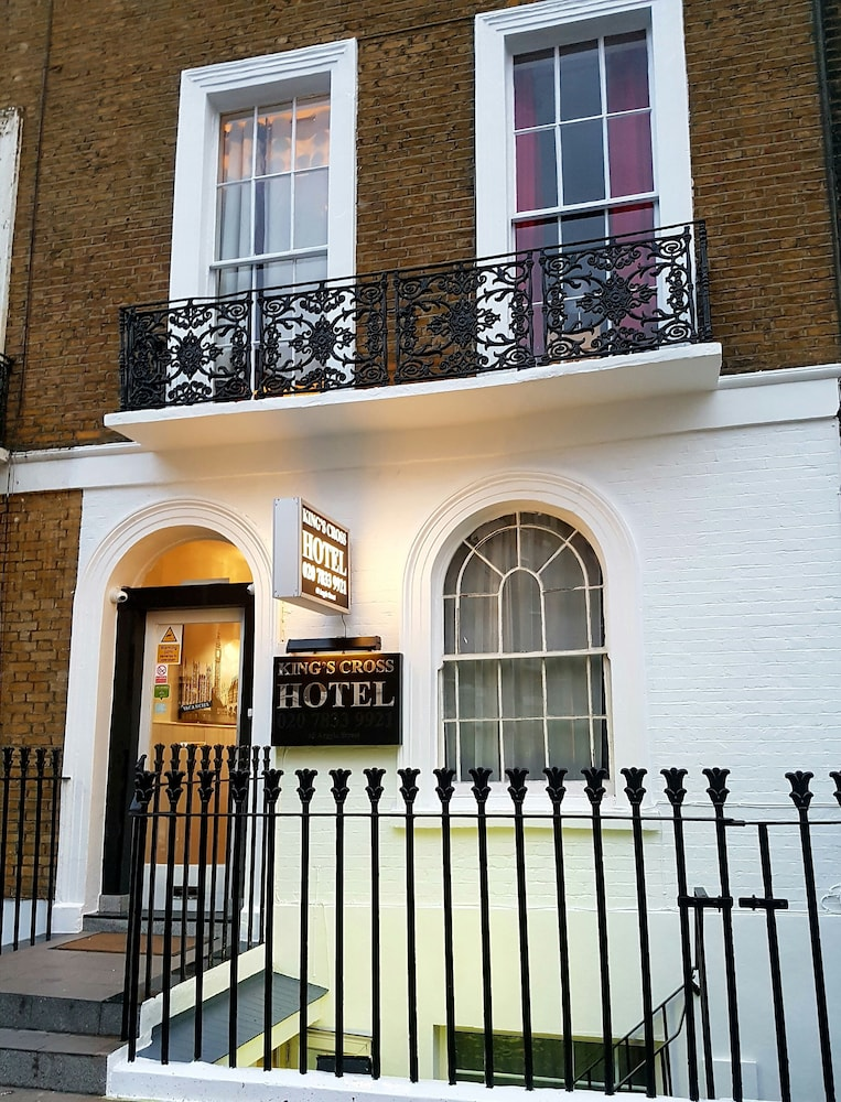 Kings Cross Hotel In London United Kingdom Expedia