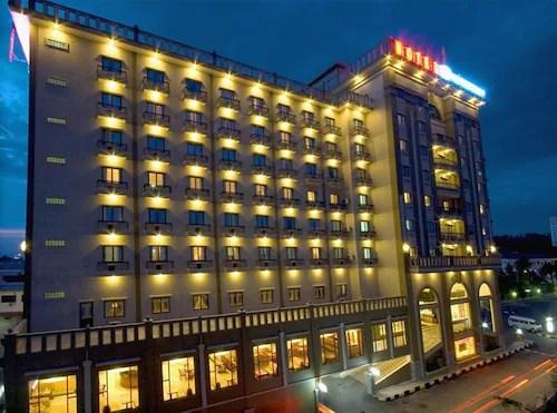 Hotels Near Harbor Bay Ferry Terminal Batam Find Cheap 19
