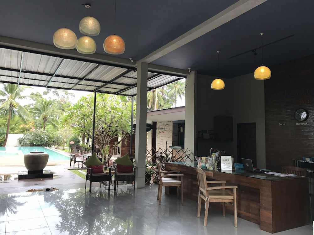 The Living Pool Villas Koh Samui Expedia Co Id