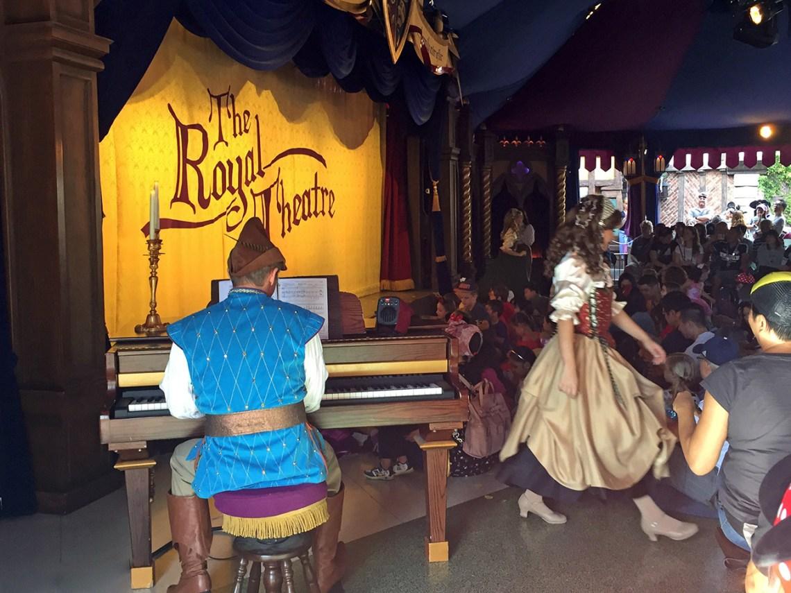 Disneyland Royal Theatre