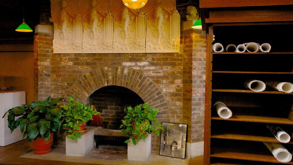 Casa e studio di Frank Lloyd Wright  Punti di interesse a