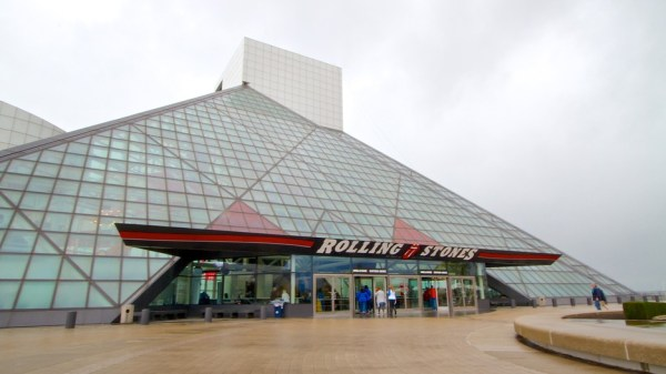 Rock and Roll Hall of Fame in Cleveland Ohio Expedia