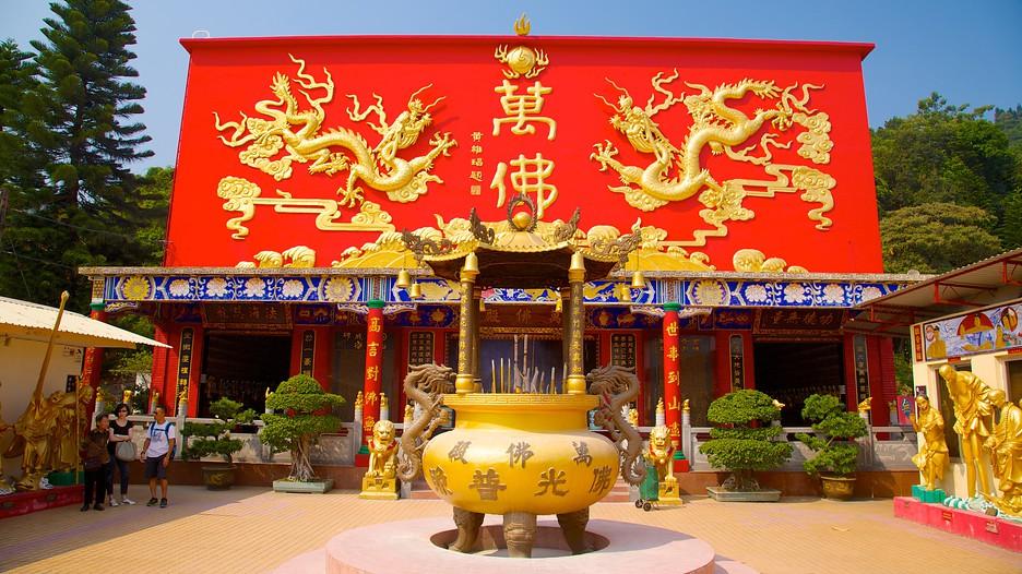 萬佛寺 / 香港旅行 エクスペディア