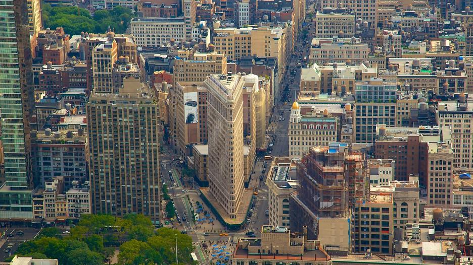 紐約必去景點: 紐約帝國大廈觀光旅遊景點介紹   expedia.com.tw