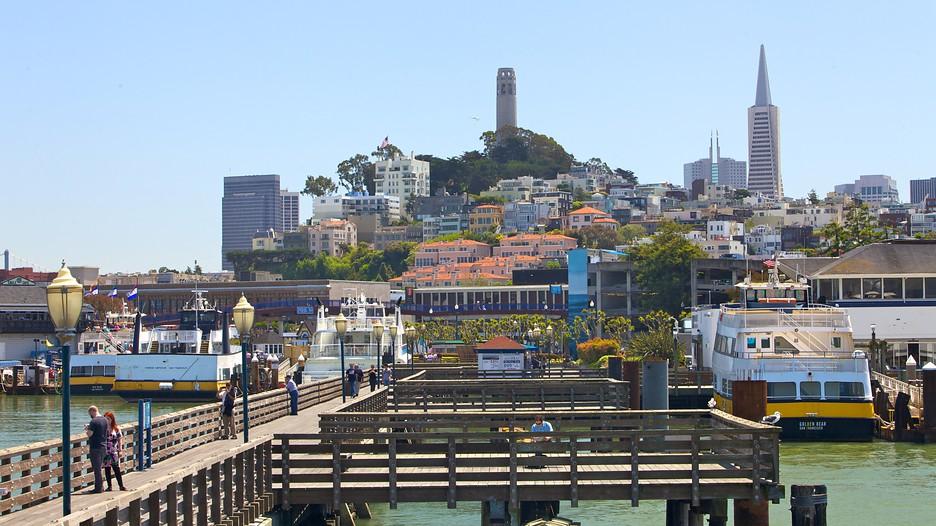 San Francisco Seafood Fishermans Wharf