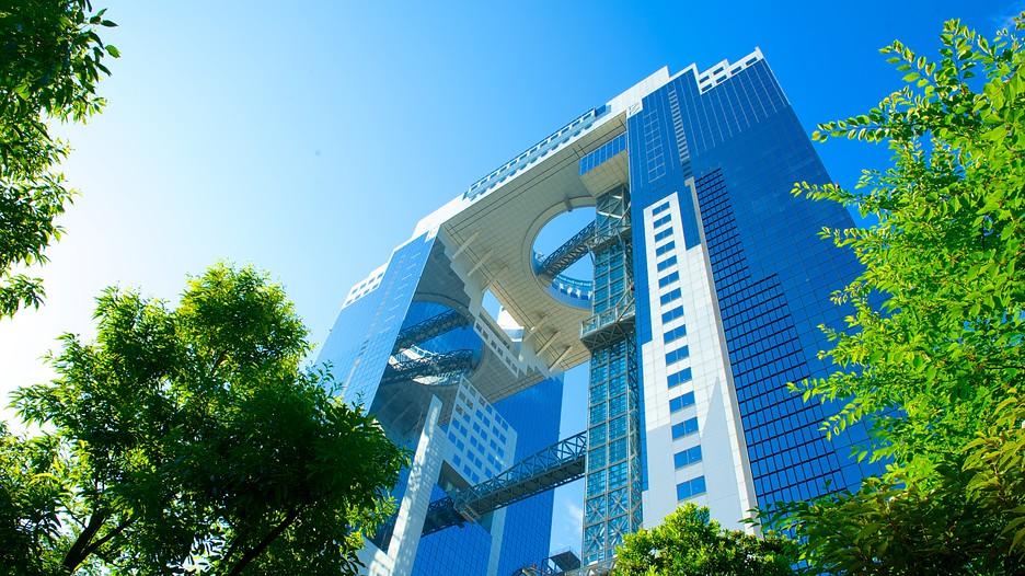 Umeda Sky Building in Osaka  Expedia