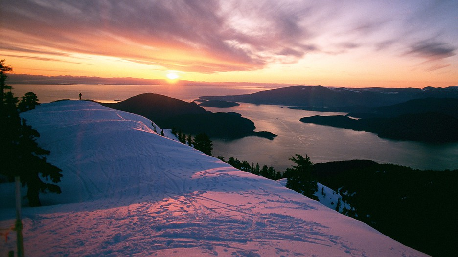 Cypress Mountain in West Vancouver British Columbia  Expedia