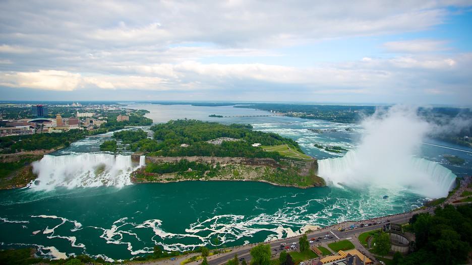 Numa Falls Wallpaper Niagara Falls Canada Vacations 2017 Package Amp Save Up